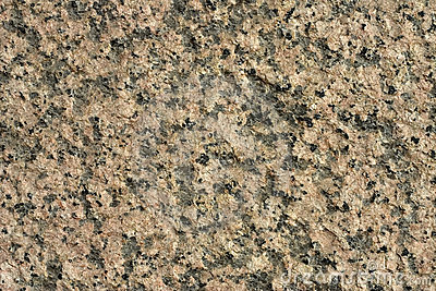 De textuur van het graniet