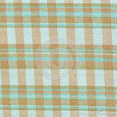 De textuur van het tafelkleed
