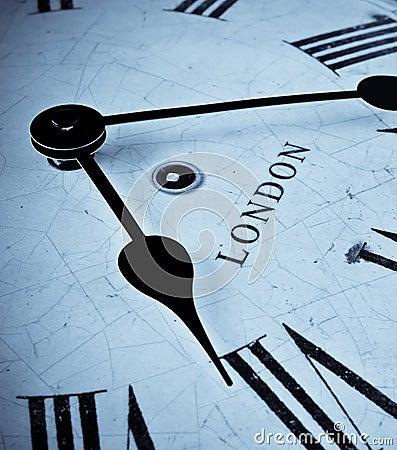 De tijd van Londen
