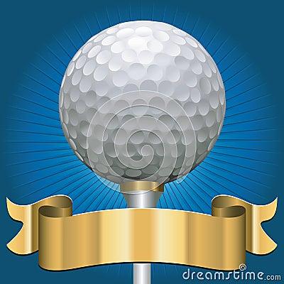 De toekenning van het golf