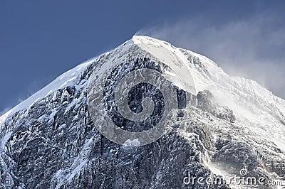 De Top van Eiger
