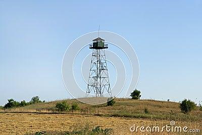 De toren van het horloge