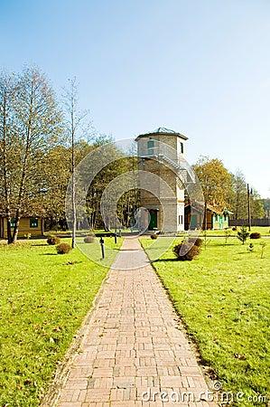 De Toren van het hotel
