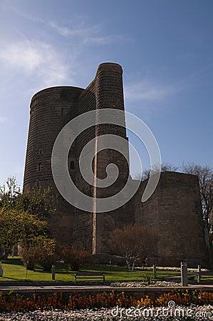 De Toren van het meisje
