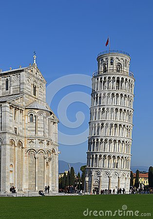 De toren van Pisa