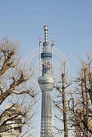 De Toren van Tokyo