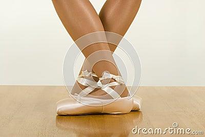 De Training van het ballet