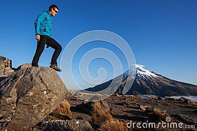 De trekking van Nieuw Zeeland