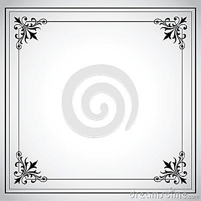 De uitstekende SierReeks van het Frame