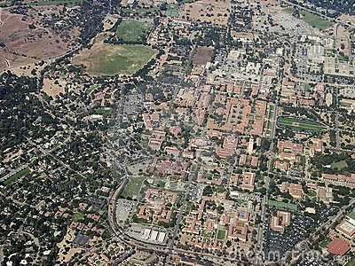 De universiteit van Stanford