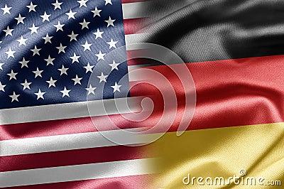 De V.S. en Duitsland