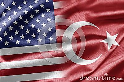 De V.S. en Turkije
