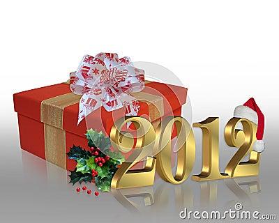 De Vakantie 2012 van Kerstmis