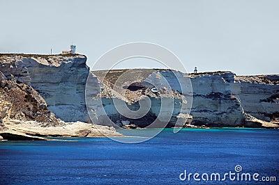 De vakantie van Corsica