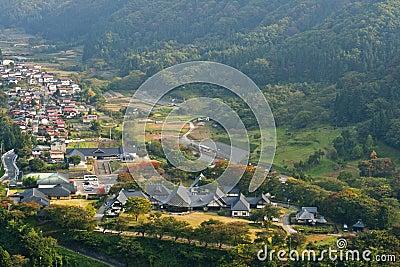 De Vallei van Yamadera