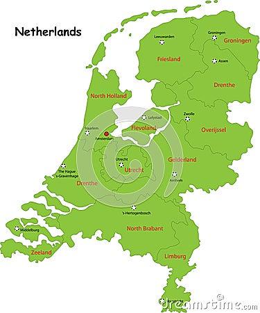 Belangrijkste wetten nederland