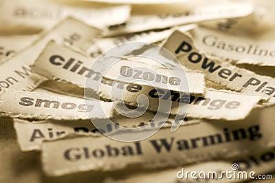 De Verandering van het klimaat