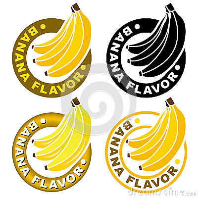 De Verbinding/het Teken van het Aroma van de banaan