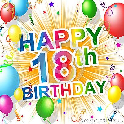 Extreem Afbeeldingen 18e Verjaardag FQ97 | Belbin.Info #RY87