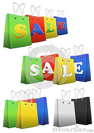 De verkoop van de klant