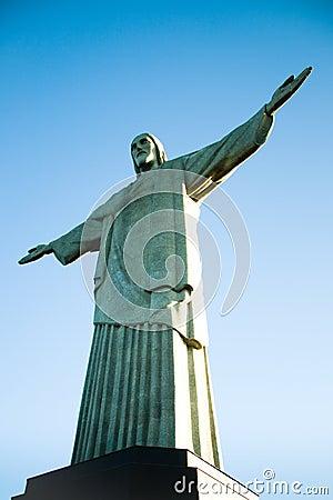 Christus het standbeeld van de Verlosser