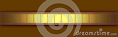 De VideoFilm van de bioskoop