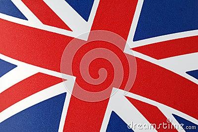 De Vlag van Union Jack