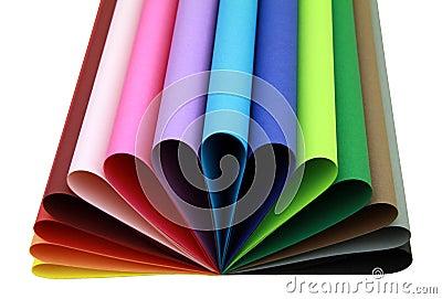 De vorm van de kleur stock fotografie afbeelding 18126912 for Warme of koude kleur