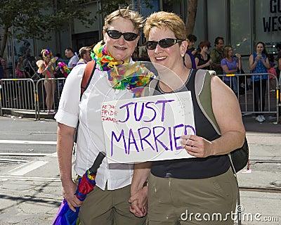 De vrolijke trots van San Francisco Redactionele Foto