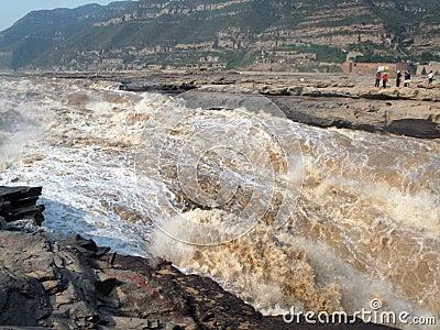 De Waterval van Huko