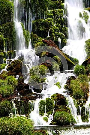De Waterval van Iguacu