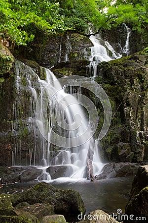 De waterval van Torc