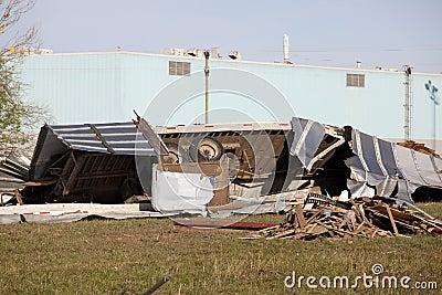 Tornado sweg