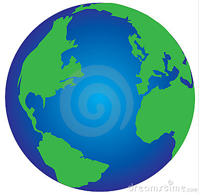 de wereldbol stock afbeeldingen afbeelding 12654724