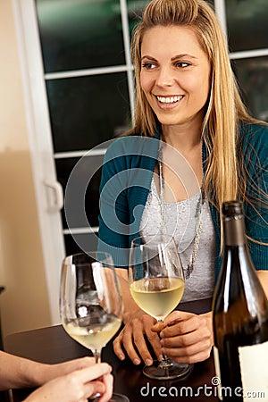 De wijn van de vrouw
