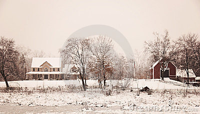 De Winter van New England