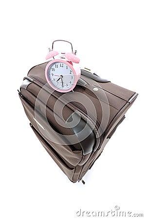 De zak van de de reisbagage van de koffer