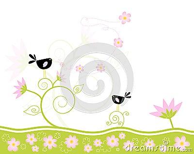 De zingende lente