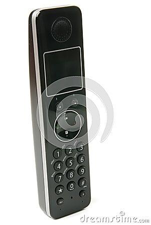 De zwarte telefoon