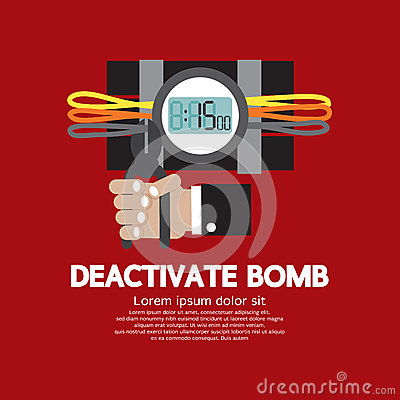 Deactivate Bomb Graphic