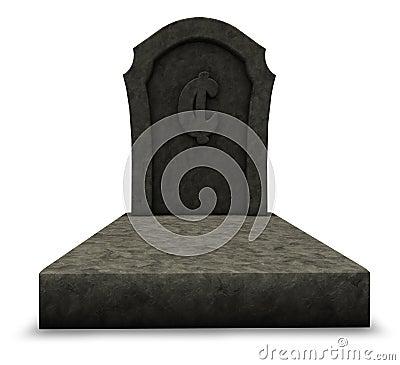 Dead cent