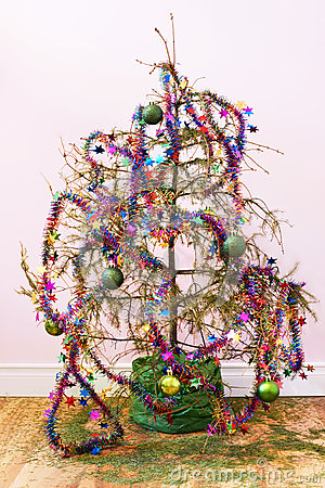 Christmas Tree Cartoon Pictures