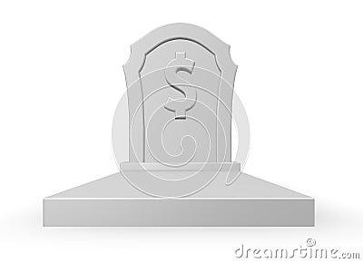 Dead dollar