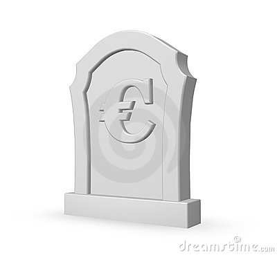 Dead of euro