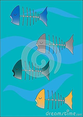Dead Fish Swimming