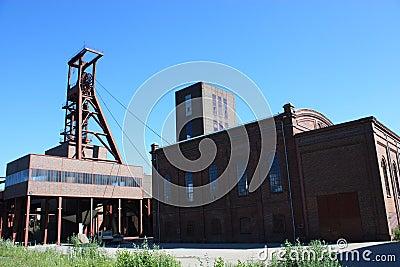 Dead Industry-Coal Mine