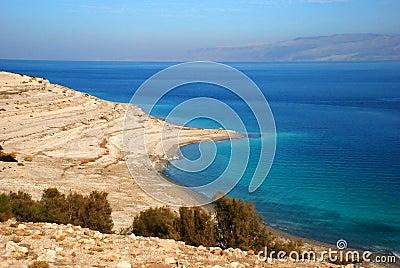 Dead Sea Coastal Line