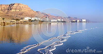 Dead Sea hotel complex