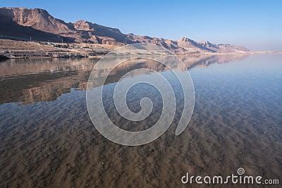 Dead Sea view, Ein Bokek, Israel