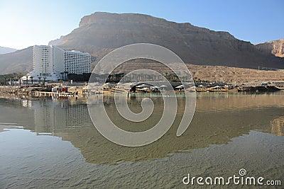 Dead Sead view, Ein Bokek, Israel